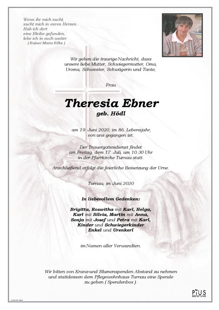 Theresia Ebner